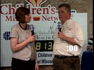 For the 20th year celebration, former CMN hosts were invited back.