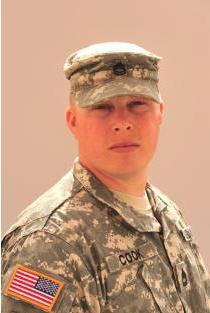 Sgt. 1st Class Craig D. Cook