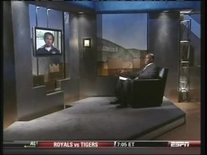 Nick Barnett is interviewed by guest host Jeff Chadiha