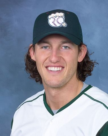 Kris Regas helped the Woodchucks win the 2001 Northwoods League title