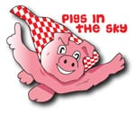 """Wausau Area Events """"Pigs in the Sky"""""""