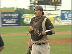 Ben Long also played for the Woodchucks in 2009