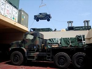 Photo Courtesy: USMC, Military Equipment