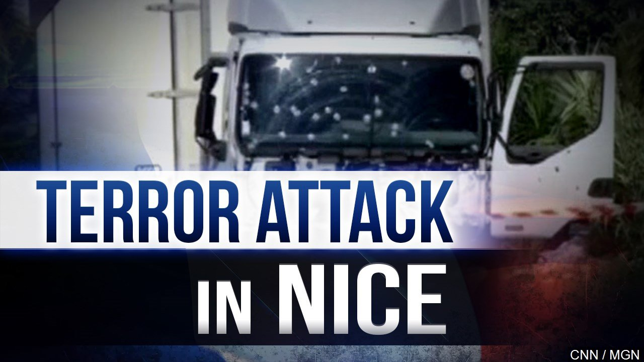 Officials Confirm Third American Killed in Nice Attack