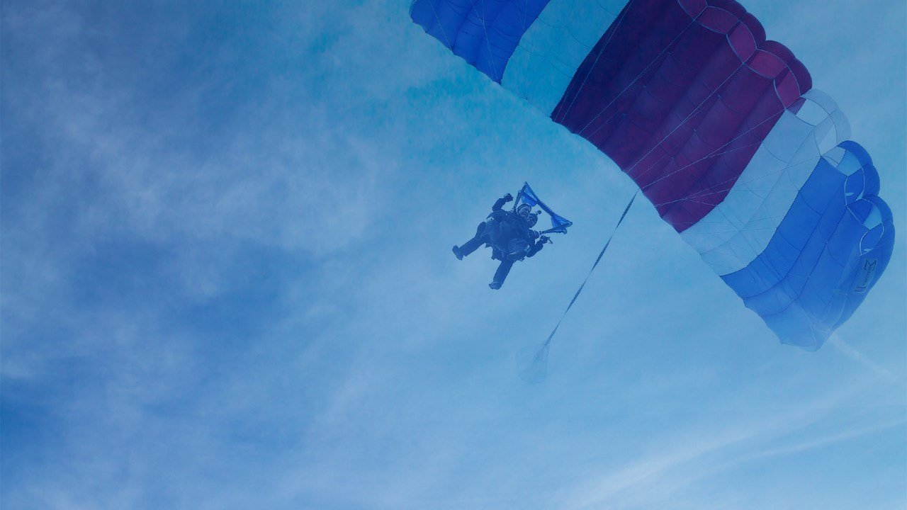 Body of missing skydiver Found in Oklahoma