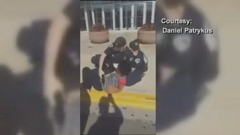 Wisconsin police did nothing wrong in mall arrest