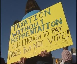 File Photo: Tea Party - Wausau, WI
