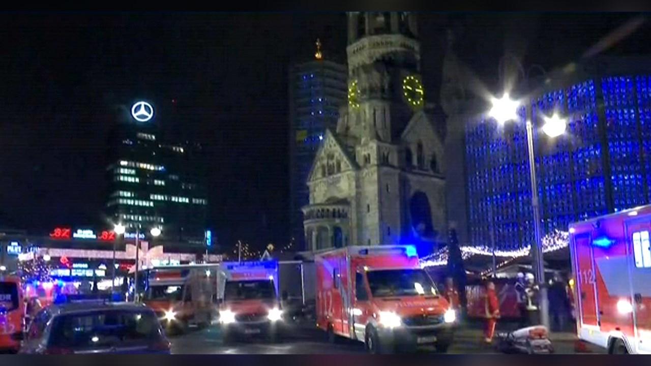 Berlin Shooter Killed