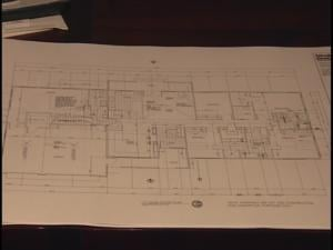 Plans drawn up for Teeters home