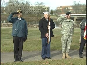 File Photo: Veterans Day