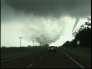 File Photo: Tornado