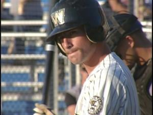 Eric Fritz is hoping he and the Woodchucks can continue their playoff run