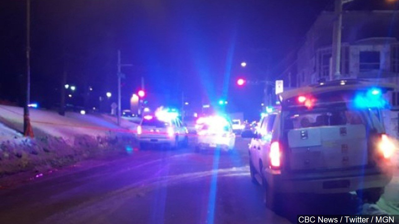 PHOTO: Multiple dead in shooting at Quebec City Mosque, Photo Date: 1/29/17