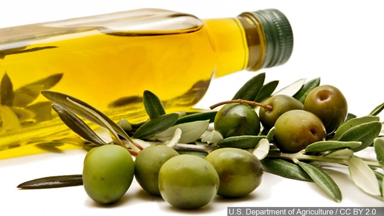 Olive oil for health and longevity!