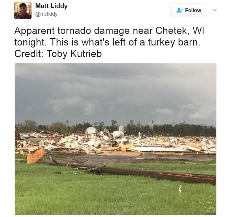 Sheriff: At least 20 injured when tornado hits trailer park
