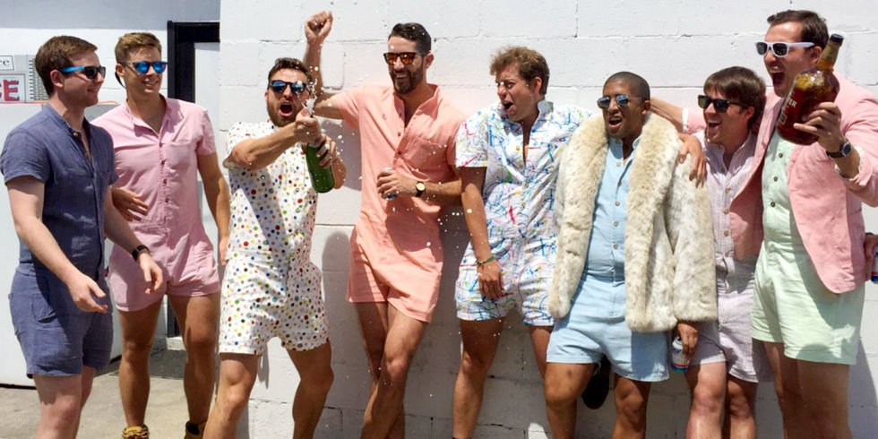'RompHim' is the new summer outfit for men