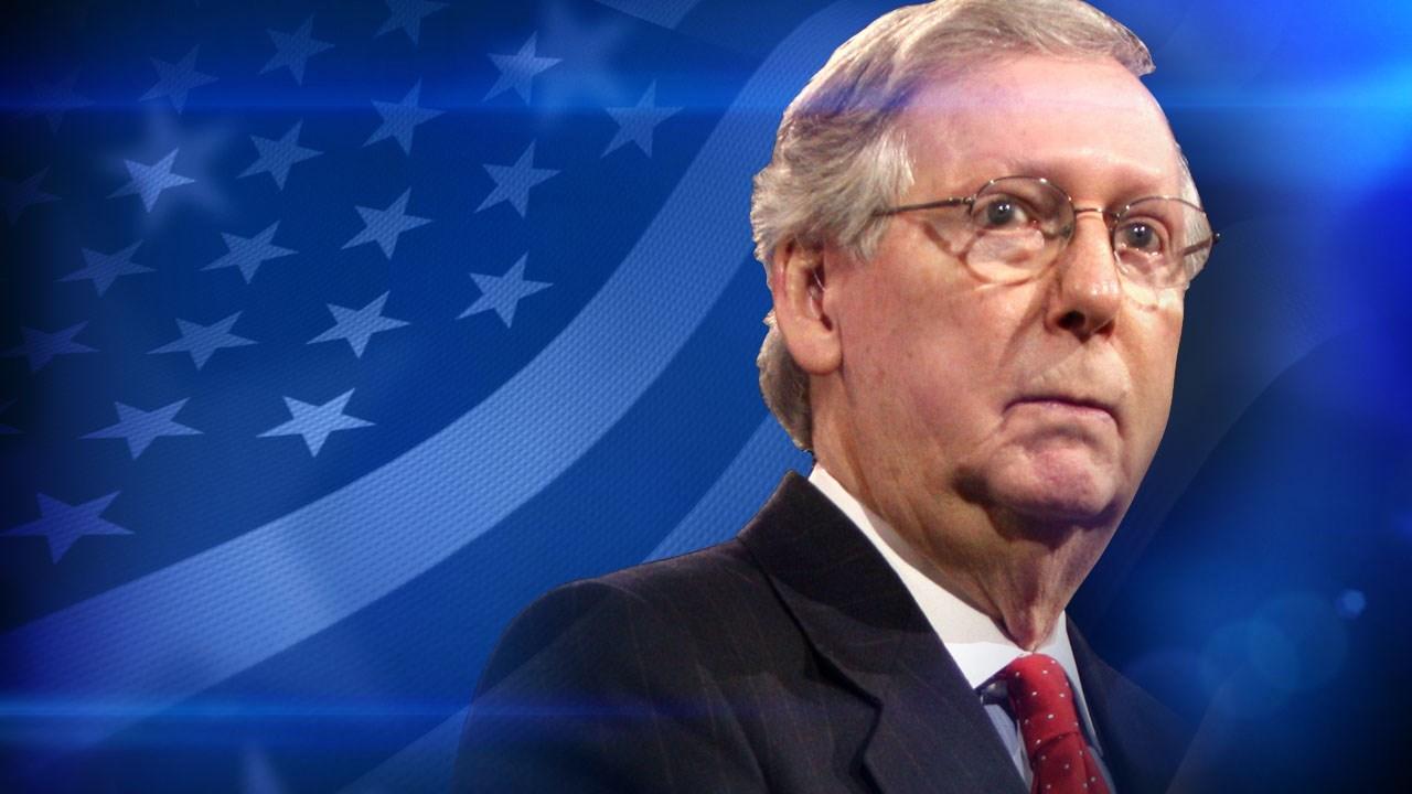 McConnell juggling diverse demands on Republican health bill