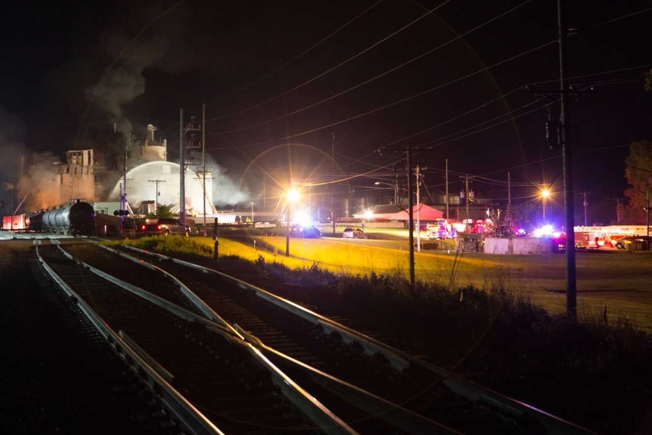 Wisconsin Corn Mill Explosion Leaves At Least 1 Dead, Dozens Injured