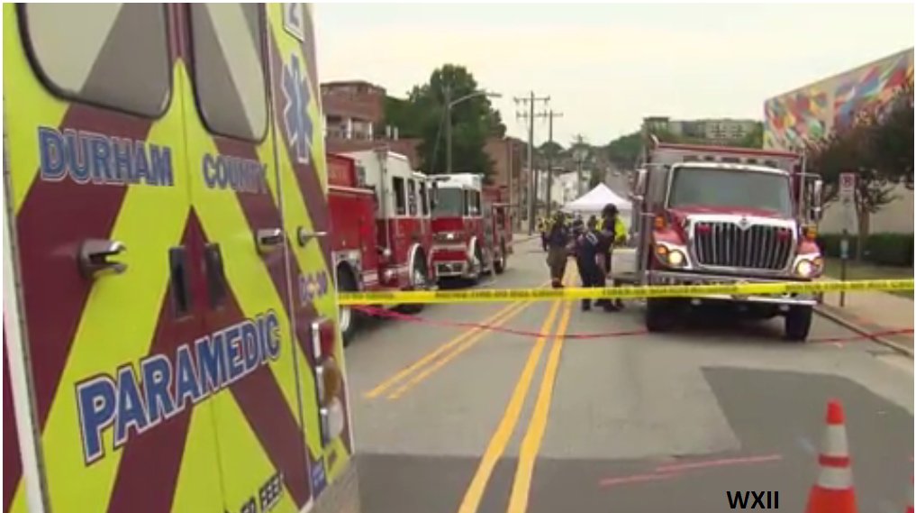 Six children in serious condition after chemical spill at Downtown Durham YMCA