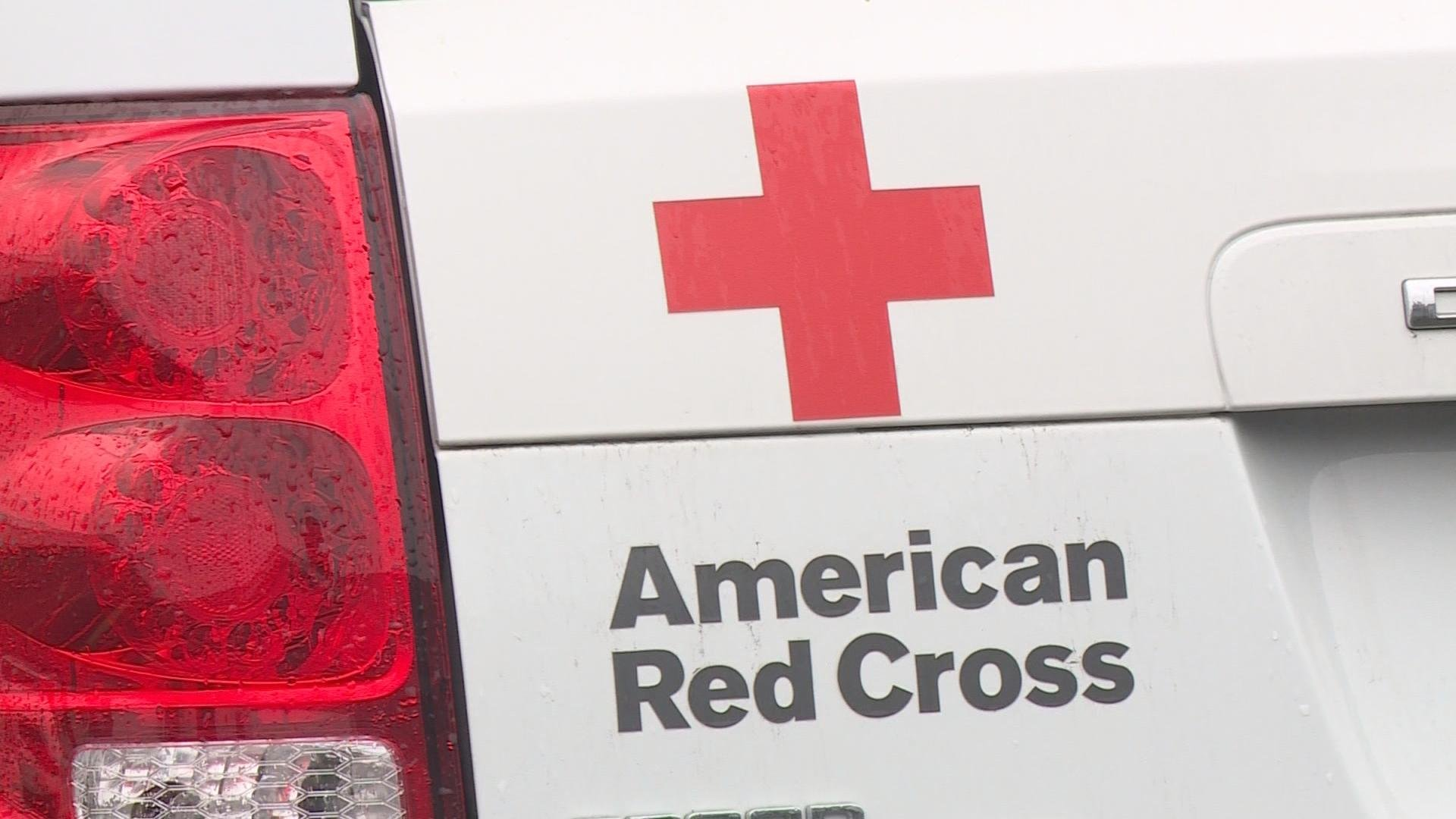 Red Cross volunteers from Central Virginia headed to Texas