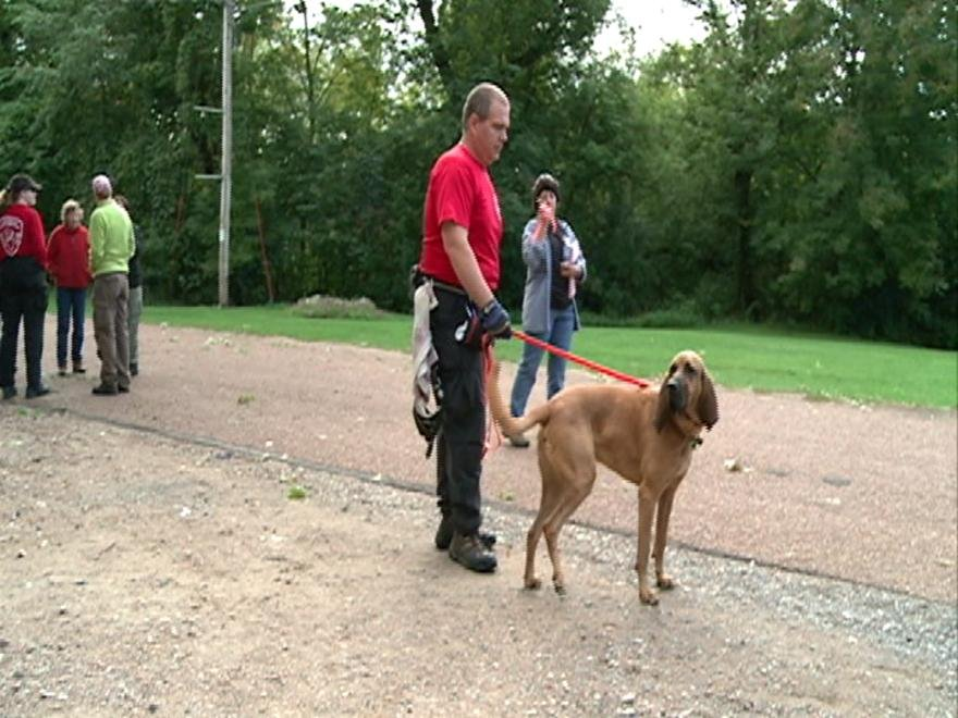 Search And Rescue Dog Training Wisconsin