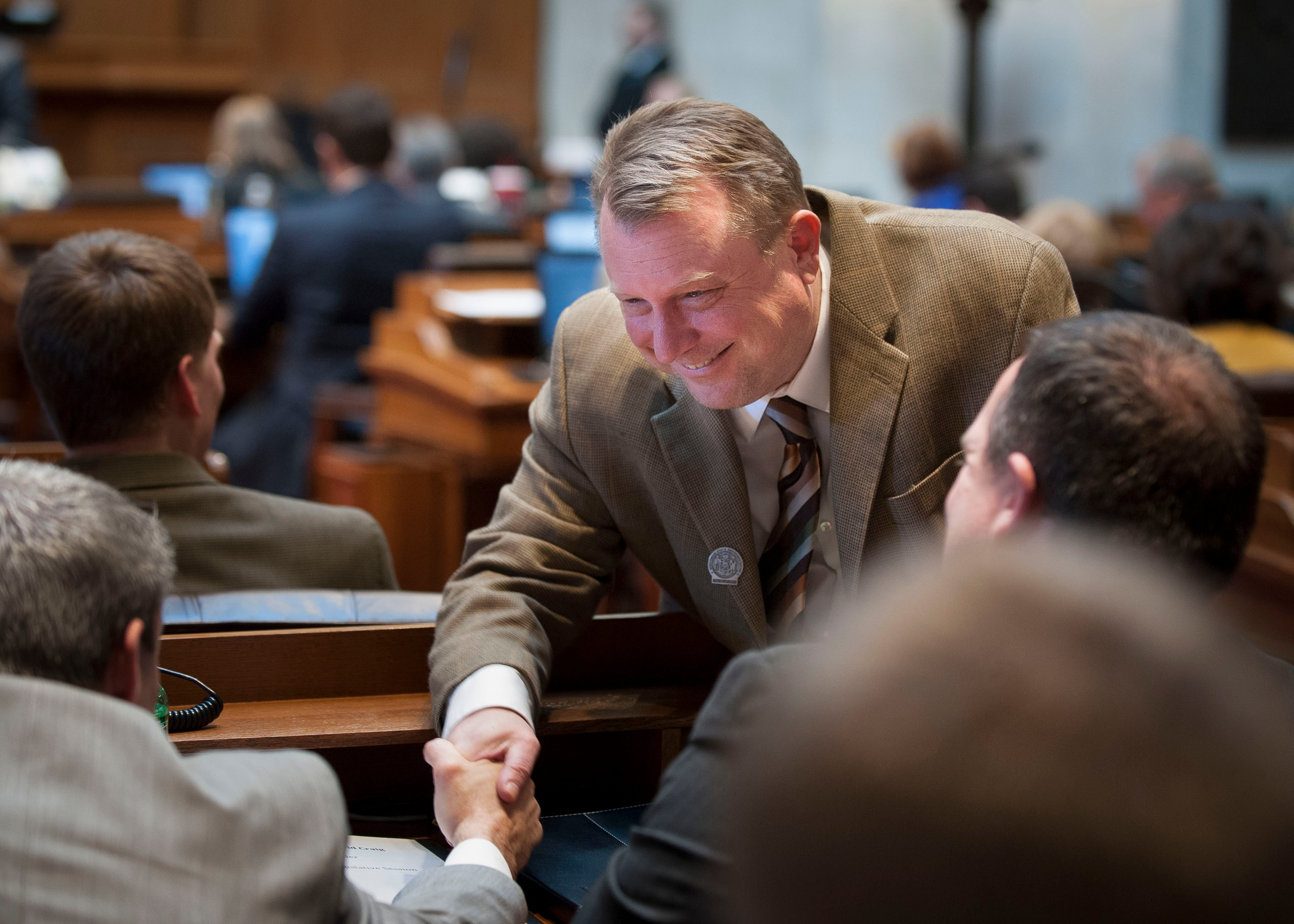 Rep. Josh Zepnick/Wisconsin State Assembly