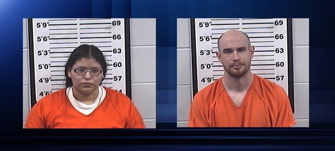 Florence E. Gomez, 24, and Noel Vandiver, 34 PHOTO: Forest Co. Sheriffs Office