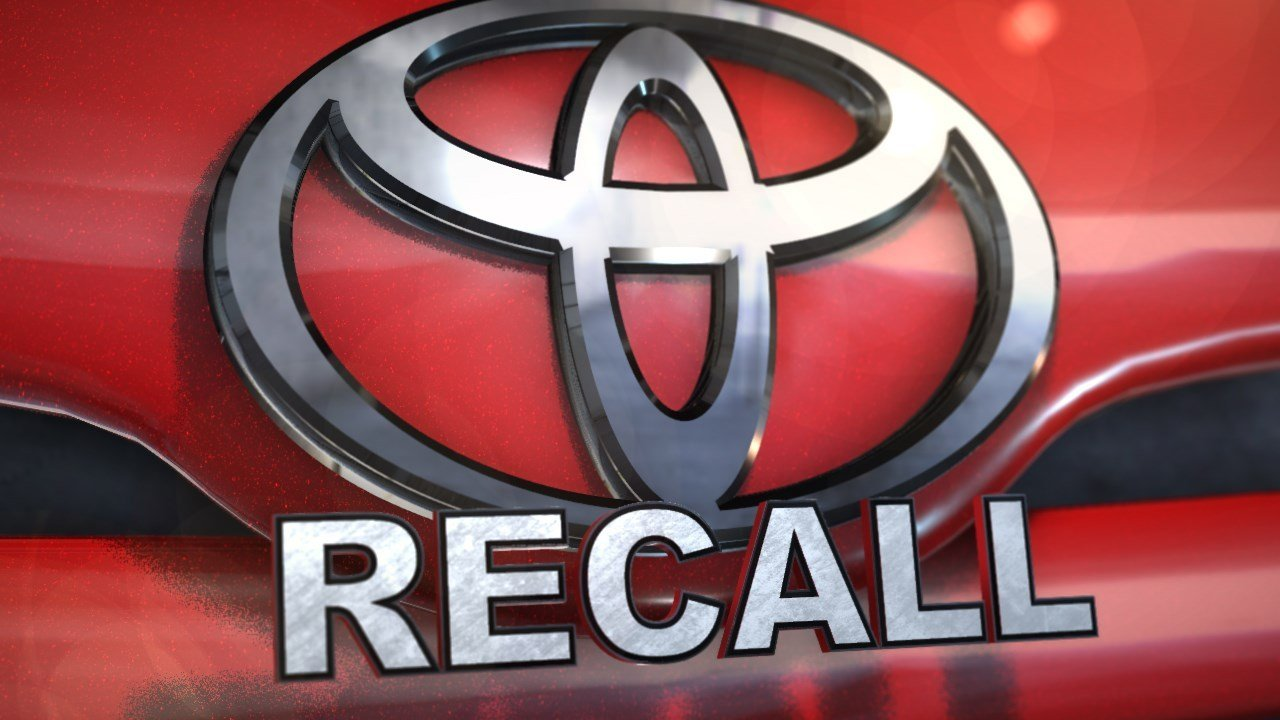 Toyota Adds 601000 Vehicles To Takata Air Bag Recalls