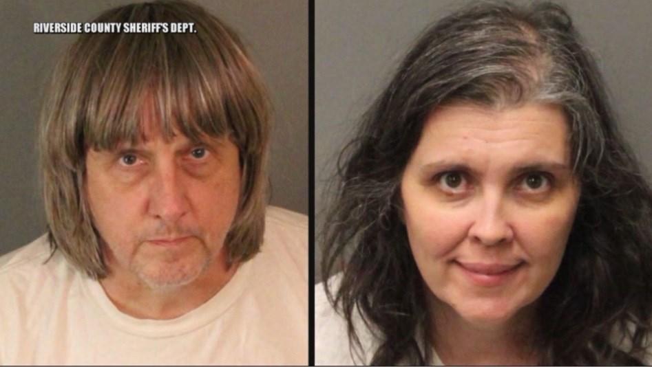 Riverside couple arrested after children found imprisoned at home
