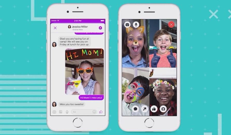 'Irresponsible' Facebook urged to scrap Messenger Kids