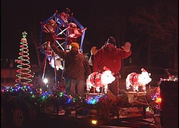 A look at the 2010 Wausau Holiday Parade