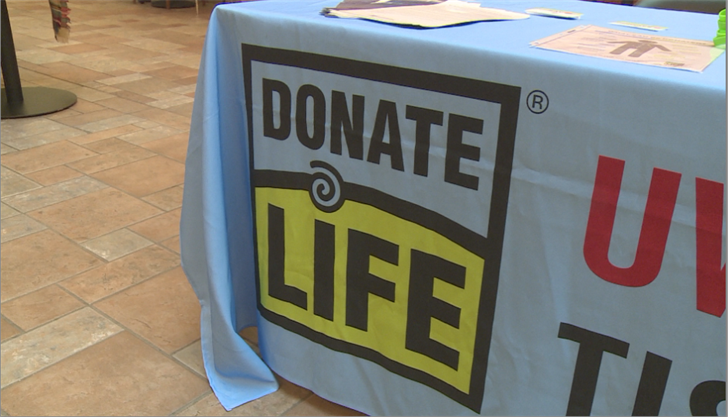 New event brings awareness to National Donate Life Month
