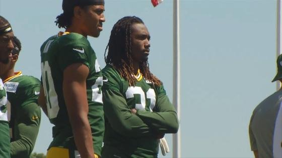 Packers officially re-sign CB Davon House, release LB David Talley