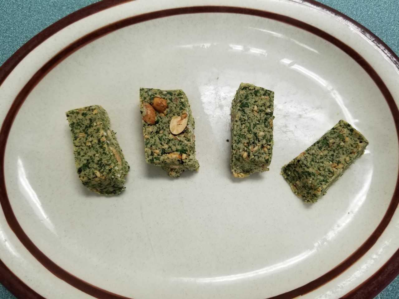 Kale power bars