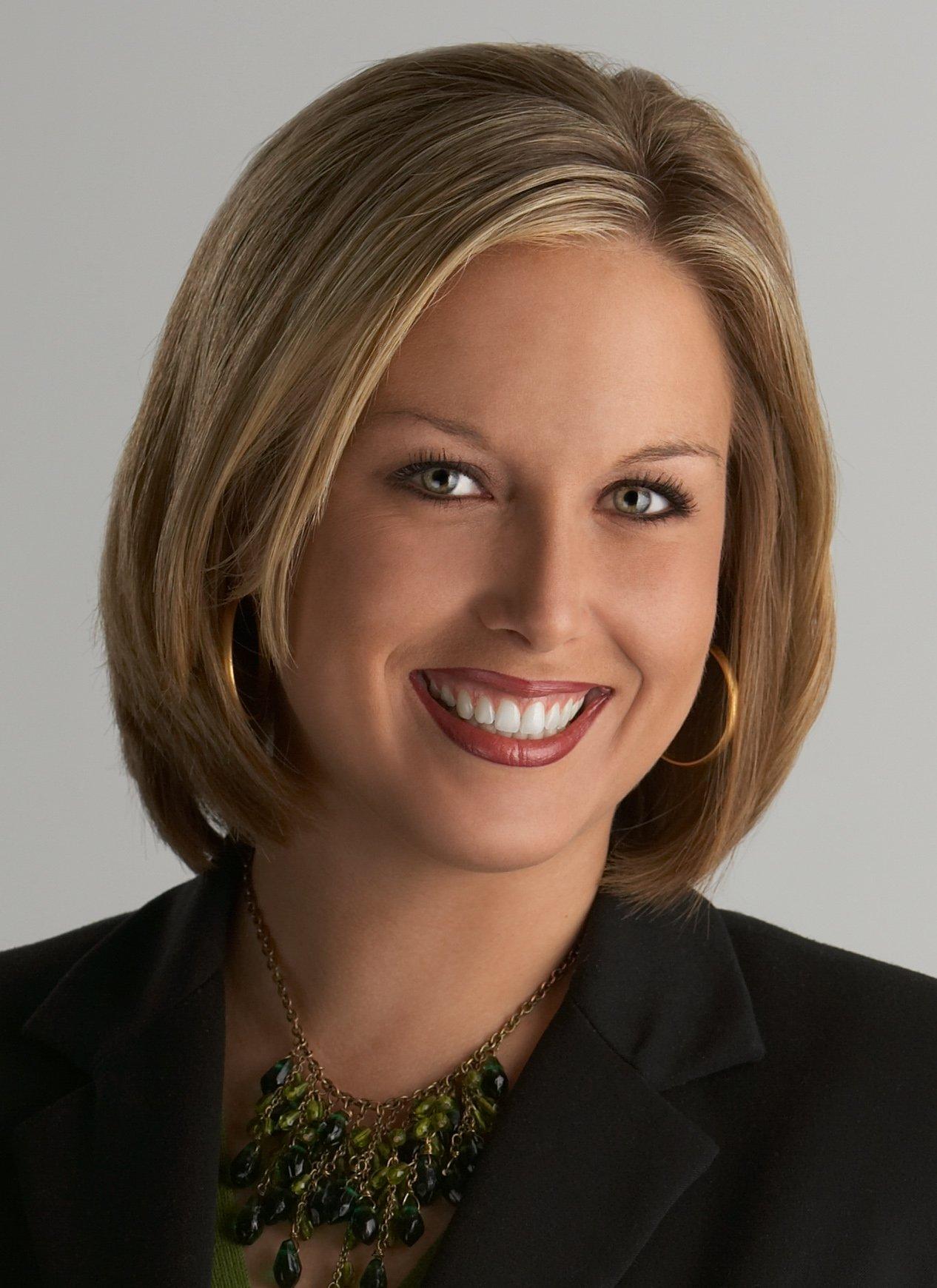 Jennifer Kielman in 2007 at WAOW