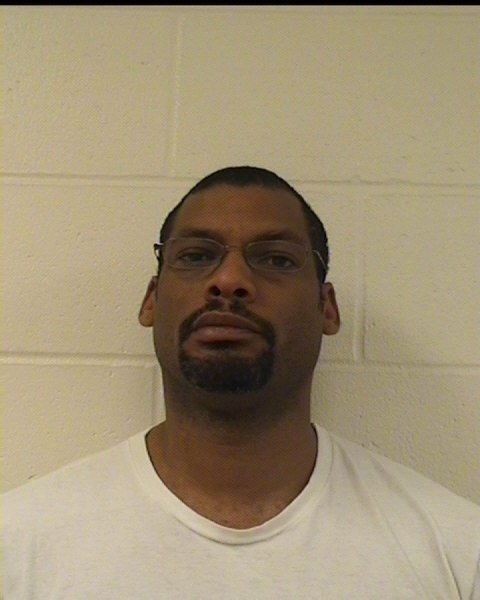 Mug shot of Taj Jefferson from 2009