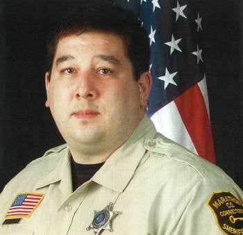 Corrections Officer Denny Woodward