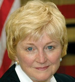 Justice Pat Roggensack