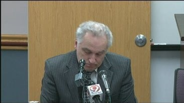 Marathon County Sheriff Randy Hoenisch announced he will retire at a press conference on February 22, 2013.