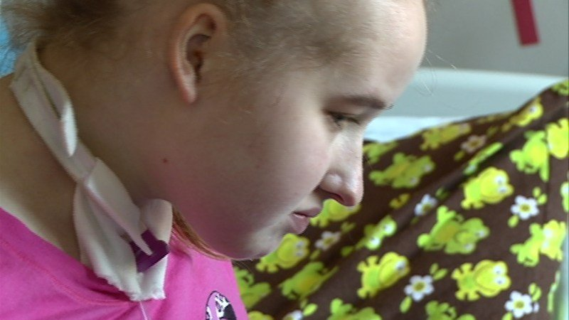 Teen recovers after seizures