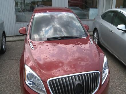 Hail Damage Cars For Sale Wisconsin