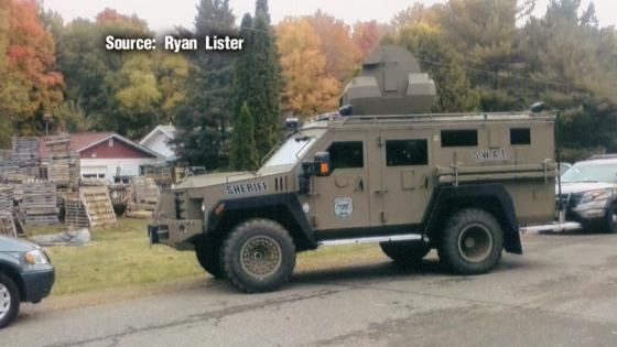 Toys For Trucks Wausau Wi : Dash cam video sheds light on armored truck confrontation