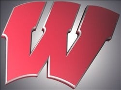 The Badgers improve to 10-1 on the season.