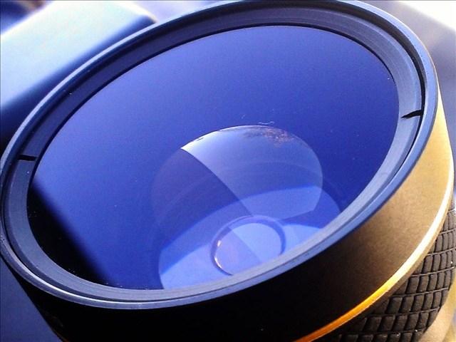 Camera Lens, Photo Credit: Chris O'Sullivan