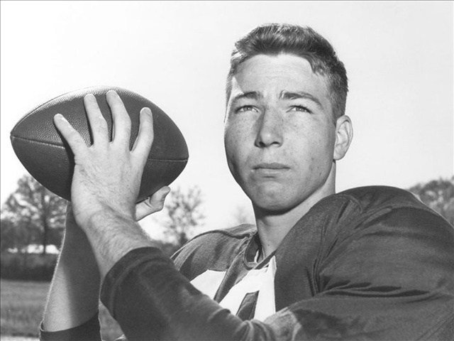 Bart Starr / CMG Worldwide / MGN