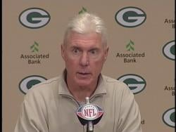 Packers General Manager Ted Thompson addressed the media Thursday afternoon.