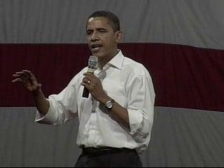 File Photo: Senator Barack Obama