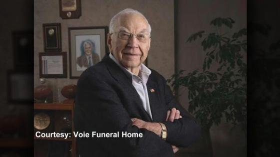 Iola Car Show Founder Dies At 92 Waow Newsline 9