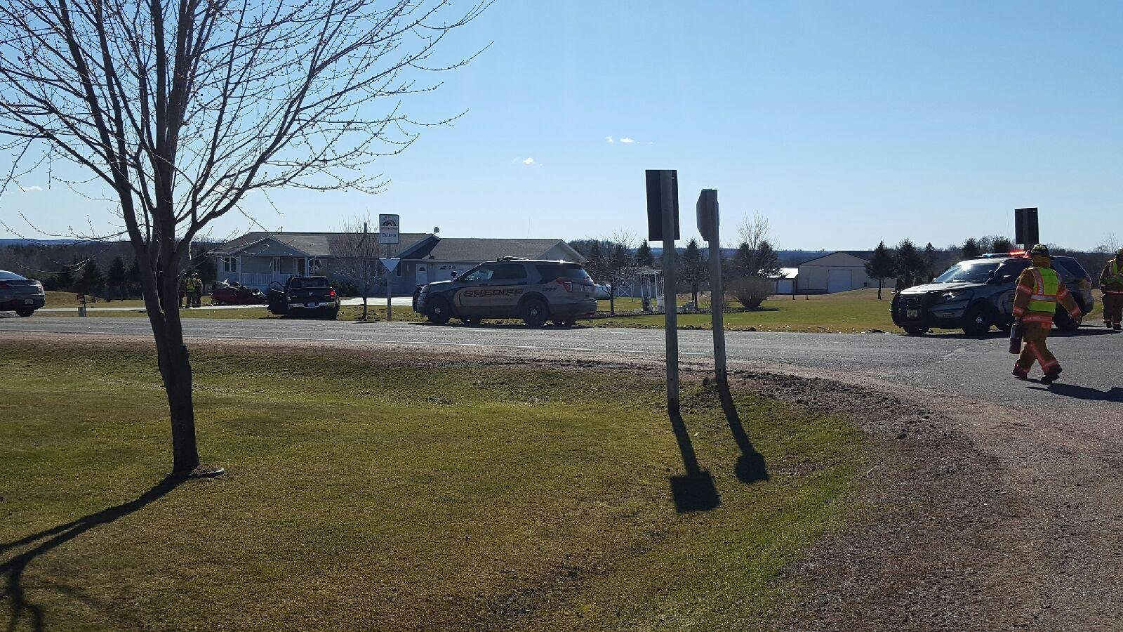 Toys For Trucks Wausau Wi : Update dead in crash north of wausau wkow madison