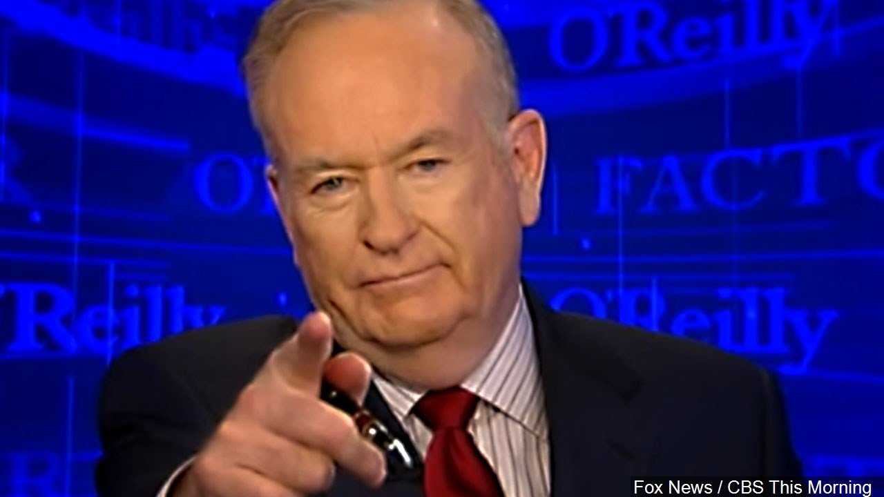 national quincy newspapers inc print broadcast interactive update internal memo on bill o reilly sent to fox news employees